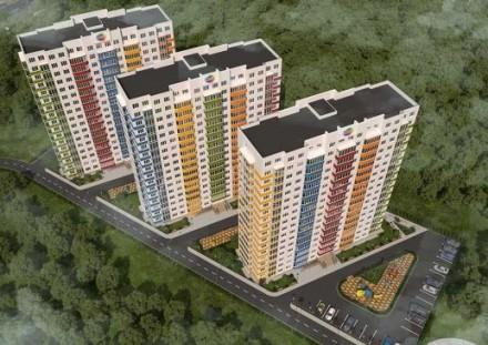 Купить квартиру в ЖК «Акварель» от застройщика можно в трех вариантах – без отде. Таірова, Одеса, Одеська область. фото 2