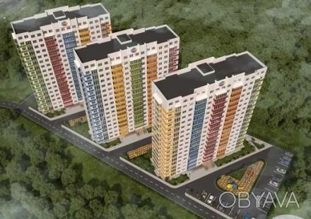 Купить квартиру в ЖК «Акварель» от застройщика можно в трех вариантах – без отде. Таірова, Одеса, Одеська область. фото 1