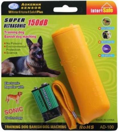 Ультразвуковой отпугиватель собак AD-100. Дніпро. фото 1