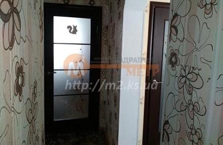 9/10, продается квартира в хорошем состоянии. Общая площадь - 69 кв.м., окна мет. Центр, Херсон, Херсонская область. фото 9