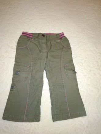Штаны, брюки на девочку. Ужгород. фото 1