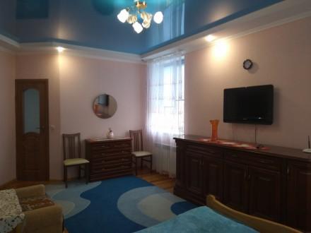Здається посуточно 1-но кімнатна квартира у центрі Трускавця біля бювету та ринк. Трускавец, Львовская область. фото 6