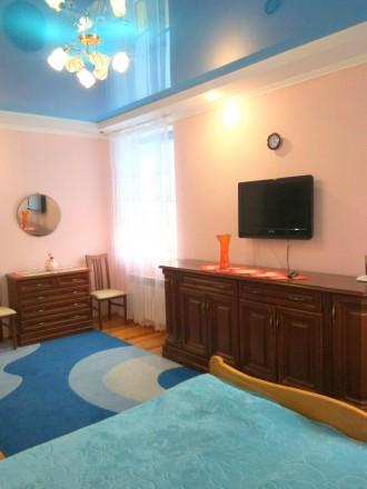 Здається посуточно 1-но кімнатна квартира у центрі Трускавця біля бювету та ринк. Трускавец, Львовская область. фото 3