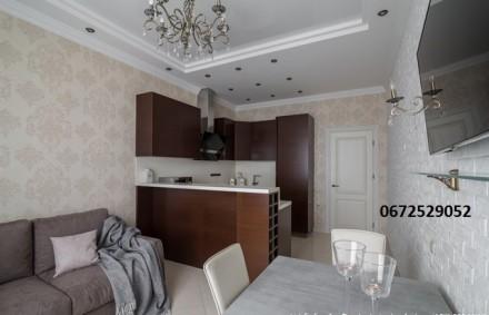 Представляем вашему вниманию великолепную четырехкомнатную квартиру, расположенн. Нагорка, Дніпро, Дніпропетровська область. фото 7
