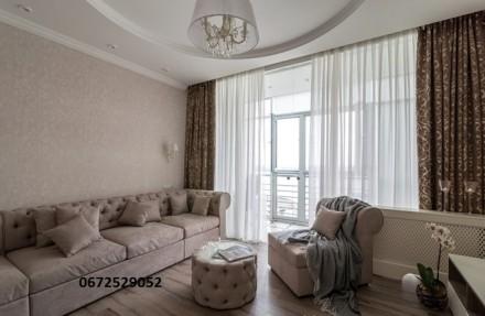 Представляем вашему вниманию великолепную четырехкомнатную квартиру, расположенн. Нагорка, Дніпро, Дніпропетровська область. фото 4