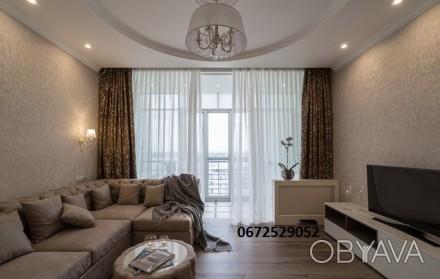 Представляем вашему вниманию великолепную четырехкомнатную квартиру, расположенн. Нагорка, Дніпро, Дніпропетровська область. фото 1