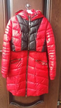 Очень крутая куртка для подростка или худенькой мамочки. Никополь. фото 1
