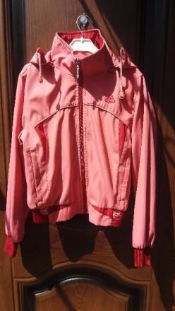 Розовый спортивный костюм для маленькой модницы. Никополь. фото 1