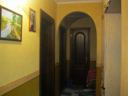 Продам 4-х комнатную квартиру с автономным отоплением на 3-м Тавр.. Квартира рас. Тавричеське, Херсон, Херсонська область. фото 3