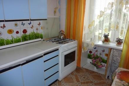Уютная чистая квартира с хорошим ремонтом в квартире есть две комнаты раздельные. Суворовский, Одесса, Одесская область. фото 4