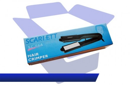 Утюжок для выпрямления волос SCARLETT SC-064. Днепр. фото 1