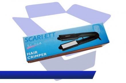 Плойка для волос ST-9000. Днепр. фото 1