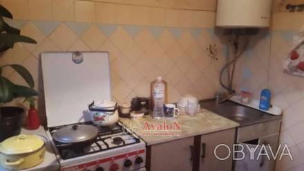 Двухкомнатная квартира в хорошем районе города.Чистое жилое состояние.(35070). Малиновський, Одеса, Одеська область. фото 1