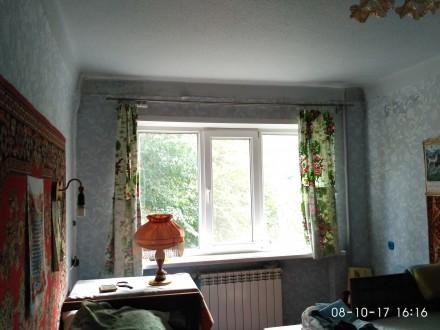Квартира с автономным отоплением, комнаты раздельные по 15кв.м, су/раздельный, н. Баглейский, Кам'янське, Дніпропетровська область. фото 4