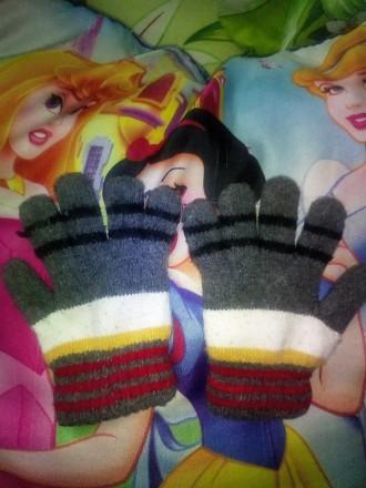 Зимние перчатки/варежки. Запорожье. фото 1