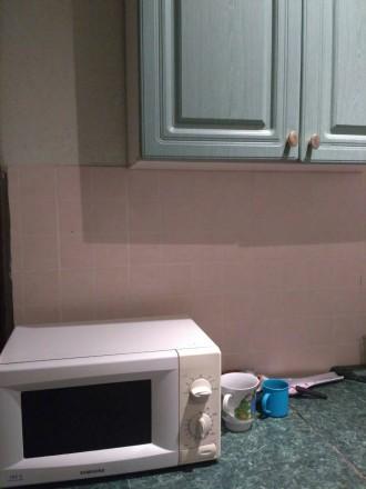 2 комнатная квартира, современный ремонт, с мебелью, бытовой техникой, 4500 рубл. Ворошиловский, Донецк, Донецька область. фото 7