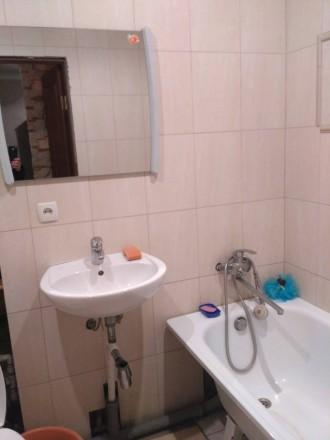2 комнатная квартира, современный ремонт, с мебелью, бытовой техникой, 4500 рубл. Ворошиловский, Донецк, Донецька область. фото 4