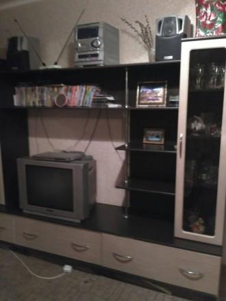 2 комнатная квартира, современный ремонт, с мебелью, бытовой техникой, 4500 рубл. Ворошиловский, Донецк, Донецька область. фото 5