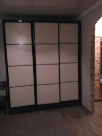 2 комнатная квартира, современный ремонт, с мебелью, бытовой техникой, 4500 рубл. Ворошиловский, Донецк, Донецька область. фото 6