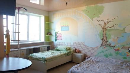 Креативная 1- комнатная квартира (студия) 37.2 м2.   Ворзель - с. М-Рубежовка, . Буча, Киевская область. фото 4