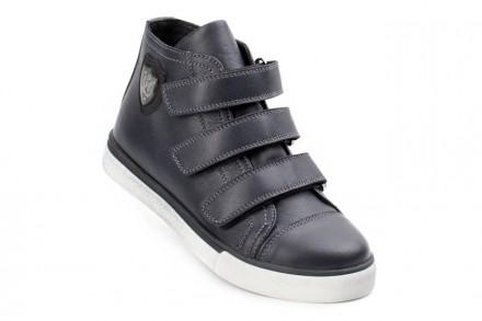 Кожаные ботинки тм FeSS. Харьков. фото 1