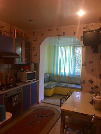 Продается двухкомнатная квартира на Махачкалинской 1 первый этаж. Квартира с хор. Суворовське, Одеса, Одеська область. фото 9