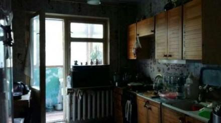 Предлагается 3х комнатная квартира, двусторонняя на первом этаже 12-ти этажного . Селище Котовського, Одеса, Одеська область. фото 2
