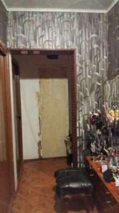 Предлагается 3х комнатная квартира, двусторонняя на первом этаже 12-ти этажного . Селище Котовського, Одеса, Одеська область. фото 6
