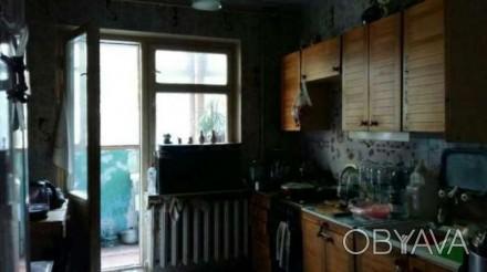 Предлагается 3х комнатная квартира, двусторонняя на первом этаже 12-ти этажного . Селище Котовського, Одеса, Одеська область. фото 1