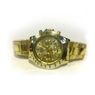 Часы Rolex Daytona (кварцевые). Днепр. фото 1
