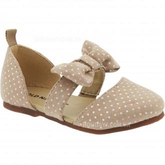 Нарядные туфельки для девочки от OLD NAVY (США) размер 25, 27. Луцк. фото 1