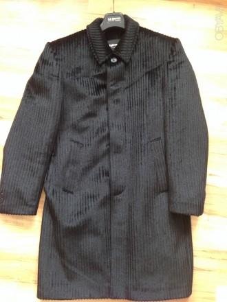 Продам мужское пальто демисезонное . Размер М. Одевалось несколько раз. Состояни. Обухов, Киевская область. фото 4