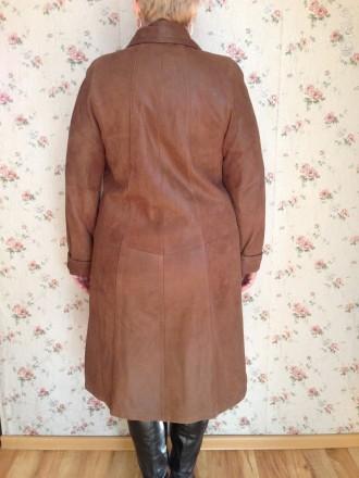 Продам женское пальто, размер 52-54,длина рукава 62 см, но можно регулировать ма. Обухов, Киевская область. фото 4