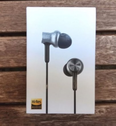 Mi In-Ear Headphone Pro HD  Наушники/гарнитура для телефона Xiaomi. Киев. фото 1