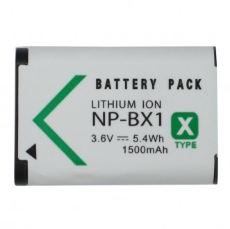 Аккумулятор для фотоаппарата Sony NP-BX1, 1500-1800 mAh.. Киев. фото 1