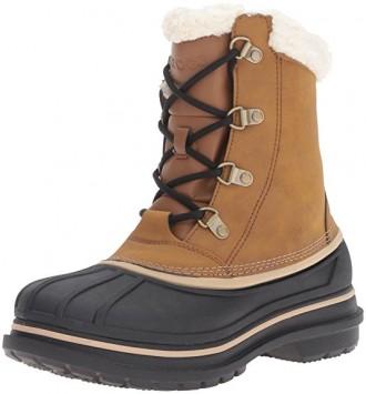 Зимние ботинки crocs AllCast II Snow Boot раз. US7-US13 (наш 38-45). Киев. фото 1
