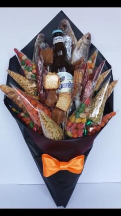 Букети з цукерок і не тільки.... Сумы. фото 1