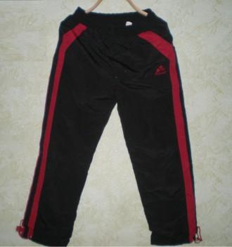 Продаются спортивные штаны (на флисе) на мальчика. Кривой Рог. фото 1