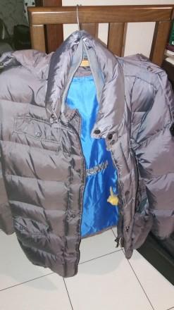 Пуховая курточка. Миколаїв. фото 1