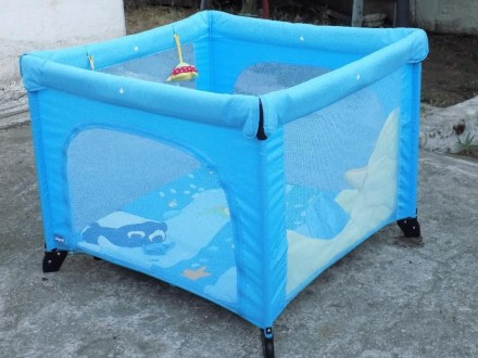 Детский манеж игровой Chicco Open Sea. Житомир. фото 1