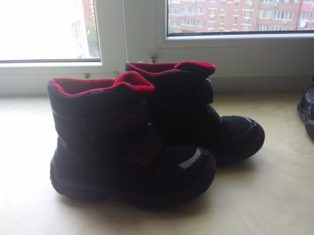 Зимние термо ботинки Супер Фит ( Super Fit ).. Черноморск (Ильичевск). фото 1