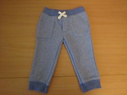 Теплые штанишки  Carter`s 12 м для мальчика. Киев. фото 1