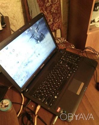 Игровой ноутбук  Samsung R523 (тянет Танки)