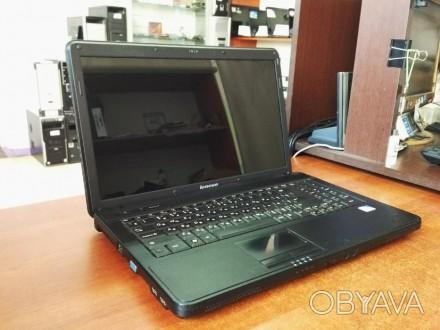 Надежный двух ядерный ноутбук Lenovo B550 в отличном состоянии .