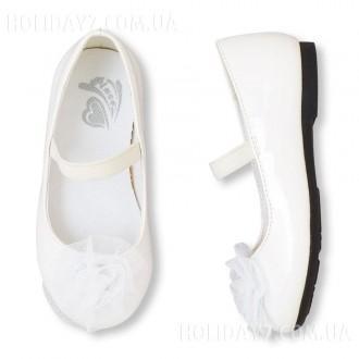 В наличии красывые белые и розовые туфельки для девочки от Children's Place (США. Луцк, Волынская область. фото 3