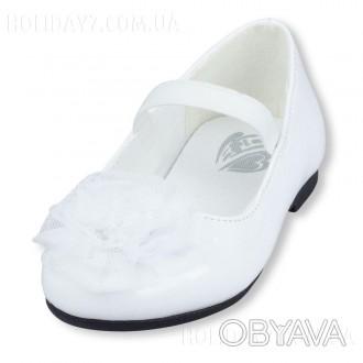 В наличии красывые белые и розовые туфельки для девочки от Children's Place (США. Луцк, Волынская область. фото 1