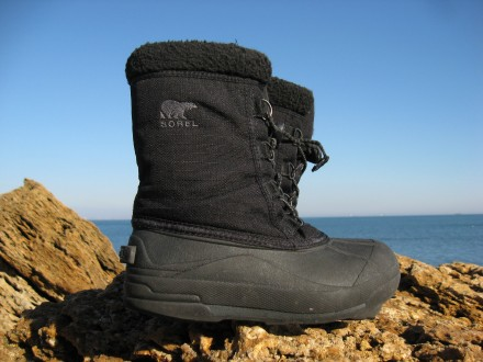 Ботинки Sorel Waterproof. Одесса. фото 1