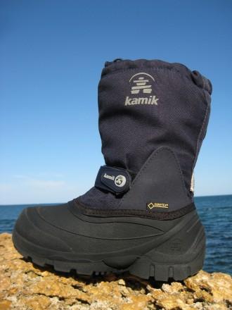Зимние теплые ботинки Kamik Gore-Tex®. Одесса. фото 1