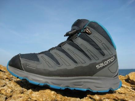 Ботинки трекинговые Salomon Synapse Waterproof®. Одесса. фото 1