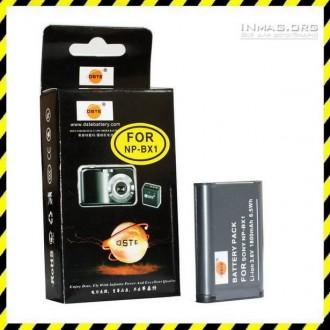 Аккумулятор Sony Сони NP-BX1 / NP-BX, 1800 mAh. Гарантия 1 год!. Киев. фото 1